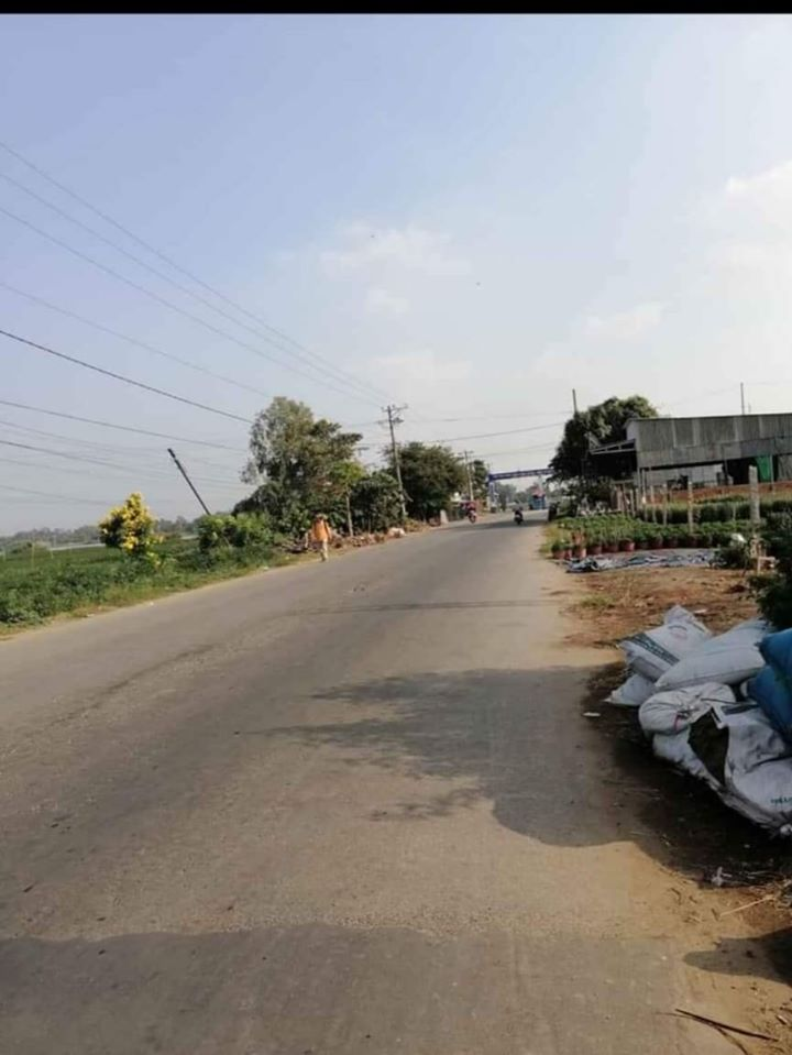 📢Bán đất đường Tôn Đức Thắng ( đường tỉnh 945 phà Thuận Giang), Phú Tân