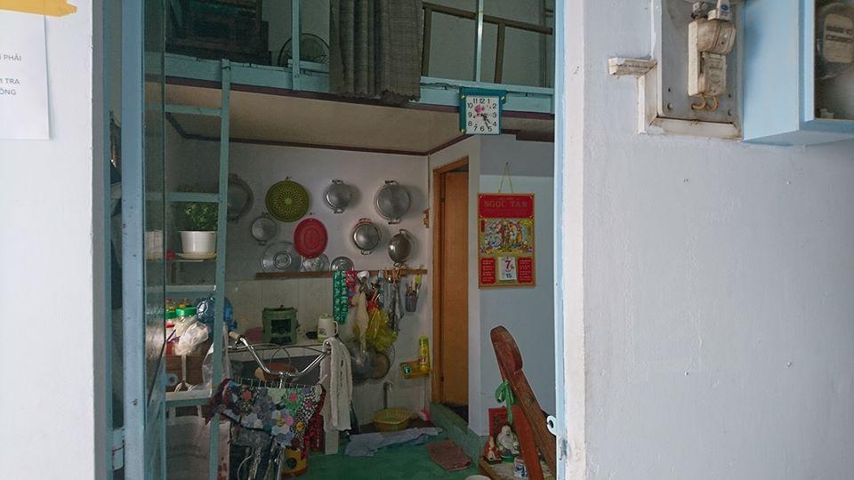 📢Cần bán nhà trọ 8 phòng, hẻm cặp rạch Xẻo Thoại, đang cho thuê 800k/phòng