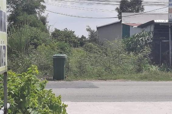 Bán lô đất nền gần 400m2 nằm trên tuyến QL61 thuộc xã Vị Thắng