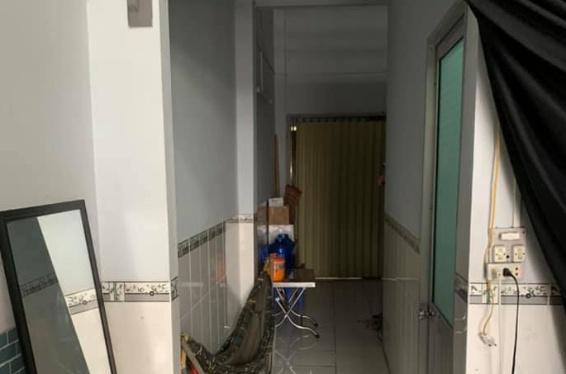 Bán căn nhà 48m2 đã hoàn công trên đường Trương Định