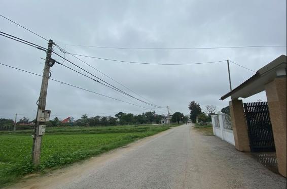 Lô đất hàng hiếm thanh khoản cao tại Nghi Phong