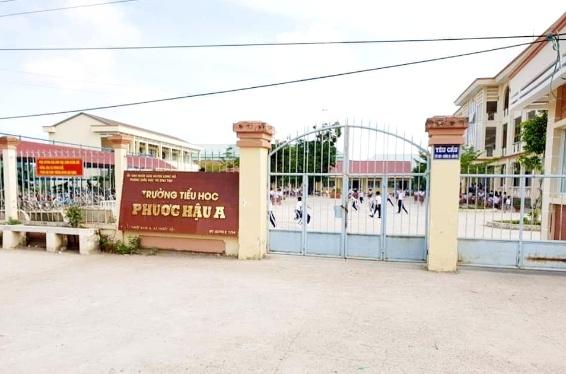 Gần Trường Tiểu học Phước Hậu có lô đất đẹp thổ cư cần bán
