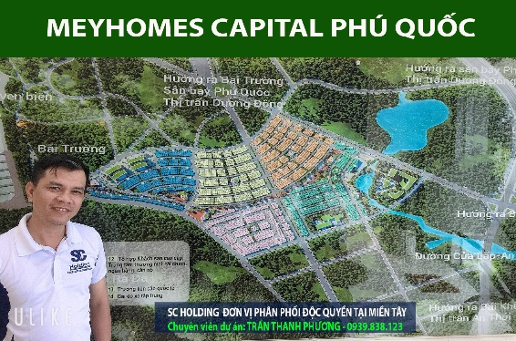 Shophouse MeyHome Capital Phú Quốc