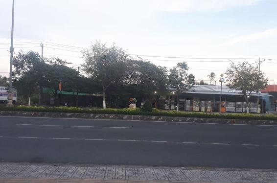 Bán đất mặt tiền Võ Nguyên Giáp TP.Bến Tre