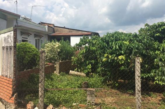 Bán nhà và đất hẻm Phan Đình Phùng phường 2 - Tp Bảo Lộc