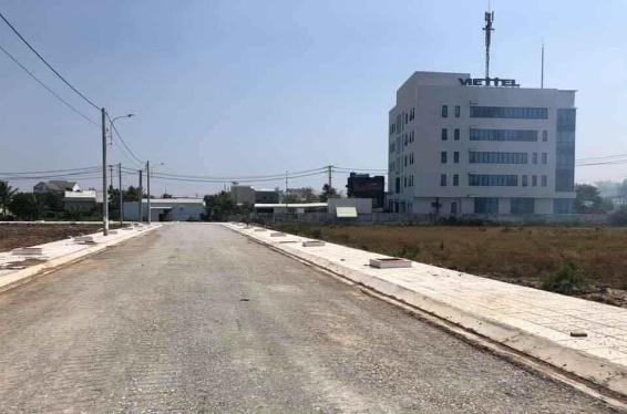 Mua bán đất nền KDC Tràng An - đường số 31