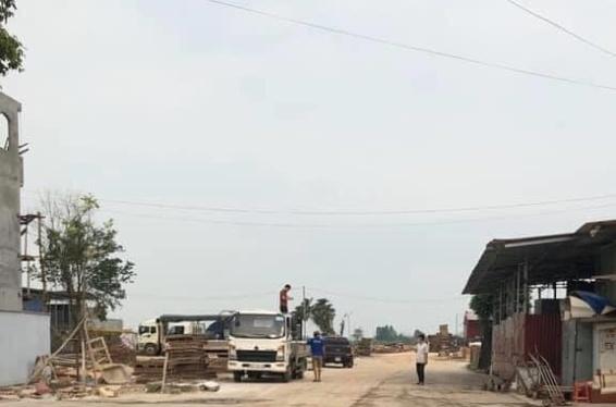 👉Cần bán lô đất băng 2 Trại Cá - Tân Phong