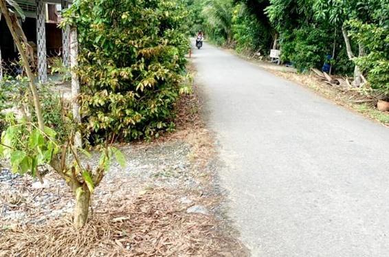 Nền quá đẹp mặt tiền xã Long Phước mà giá chỉ 900tr quá rẻ
