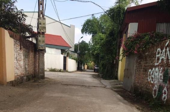 Thanh khoản nhanh lô đất thuộc xóm Gẩy - Định Trung