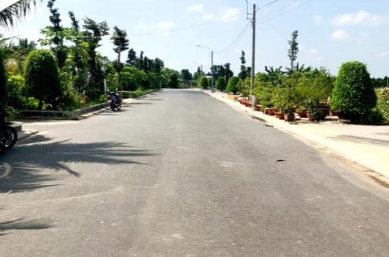 Đất Vĩnh Long mặt tiền đường lớn mà giá chỉ 8tr/m2