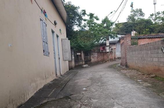 Bán nhanh đất 2 mặt tiền tại phố Lê Chân, hướng nam