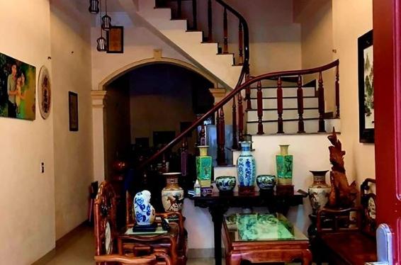 Mua bán nhà đất 4 tầng ngõ đường Phan đình Phùng