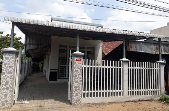 📣Cho thuê nhà mặt tiền đường Chùa Ông, gần chợ Trà Ôn, phường Bình Đức