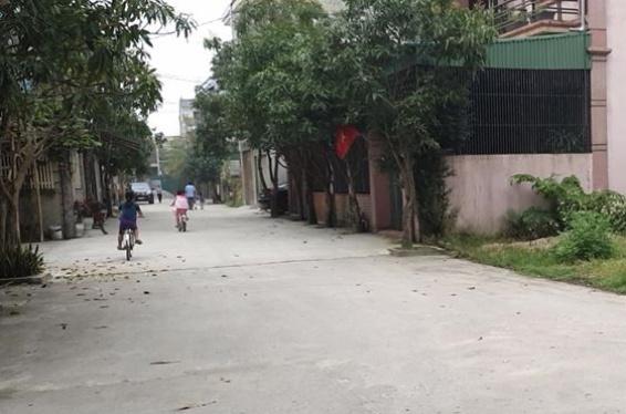Đất 2 mặt tiền đường oto thông thoáng phường Lê Lợi